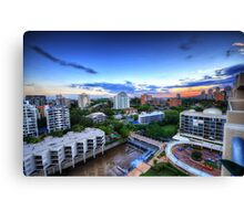 The Other Side  Canvas Print