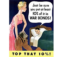 Top That 10% -- World War Two Photographic Print
