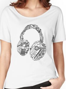 DJ Women's Relaxed Fit T-Shirt