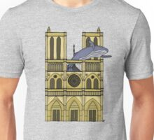 Humpback of Notre Dame Unisex T-Shirt