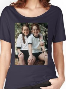 The Parent Trap Annie x Hallie Women's Relaxed Fit T-Shirt