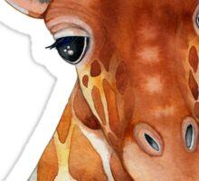 Giraffe Watercolor Sticker
