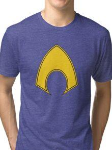 Aquaman Tri-blend T-Shirt