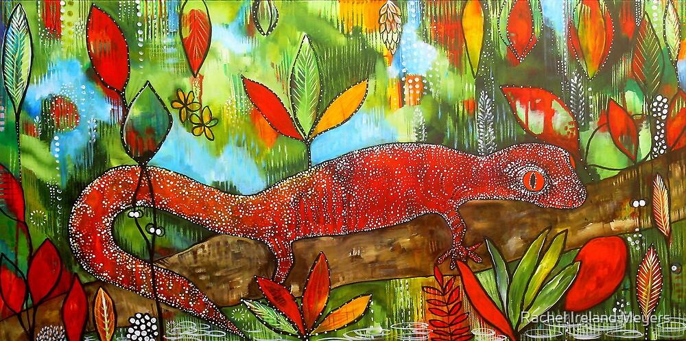 El Gecko by Rachel Ireland-Meyers