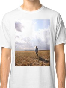 Into the Light We Scream Classic T-Shirt