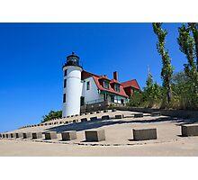Point Betsie Lighthouse Photographic Print