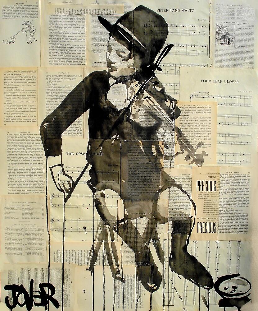 little maestro by Loui  Jover