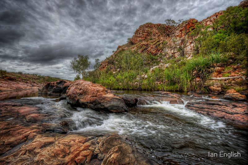 Bell Gorge - Kimberley WA by Ian English