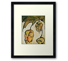 Beer Hops VI Framed Print