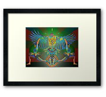 vitality digital - 2013 Framed Print