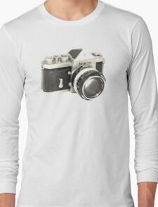 Nikon F SLR Camera Long Sleeve T-Shirt