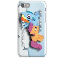 Flying Lessons iPhone iPhone Case/Skin