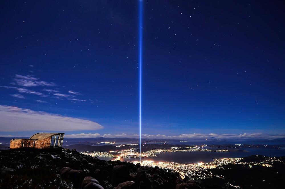 Spectra Light Hobart  by Robert-Todd