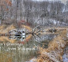 Season's Greetings From Wisconsin by wiscbackroadz