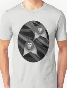 ☀ ツMONKEY ORCHID TEE SHIRT☀ ツRARE ORCHID T-Shirt