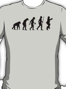 Evolution of Man - Gangnam Style T-Shirt