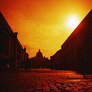 Red Vaticano - Lomo by Yao Liang Chua