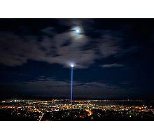 Spectra, Hobart, Tasmania Photographic Print
