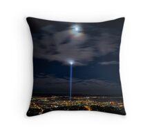 Spectra, Hobart, Tasmania Throw Pillow