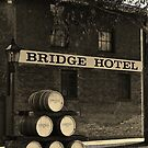 The Bridge Hotel 1859. by Jeanette Varcoe.