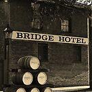 The Bridge Hotel 1859. by Jeanette Varcoe.
