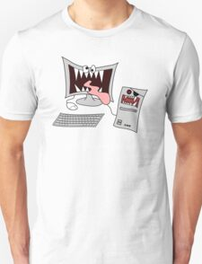 """""""It's PC gone mad, I tell you!"""" T-Shirt"""