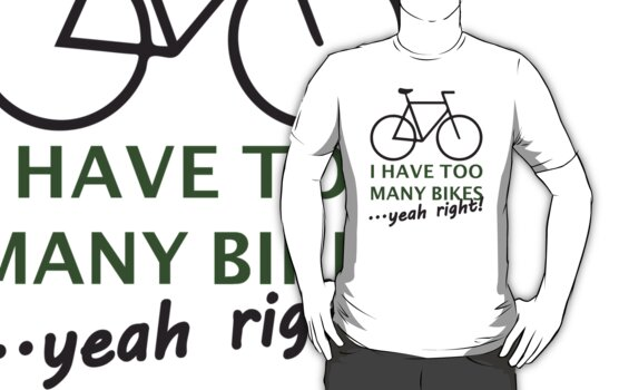 I HAVE TOO MANY BICYCLES, yeah right! (lite) by KraPOW