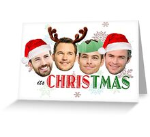its CHRIStmas Greeting Card