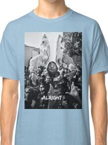 Kendrick Lamar - Alright (Music Video) Classic T-Shirt