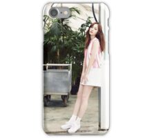 Jung Soojung. iPhone Case/Skin