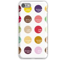All Day I Dream About Sweets iPhone Case/Skin