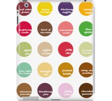 All Day I Dream About Sweets iPad Case/Skin