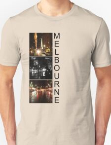 Melbourne shines at night 2 T-Shirt