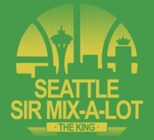 ''Seattle Sir Mix A Lot'' by DaCompany