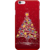 Xmas tree iPhone Case/Skin