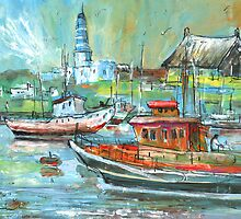 Ireland - Howth Harbour 01 by Goodaboom