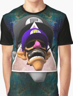Waluigi Graphic T-Shirt