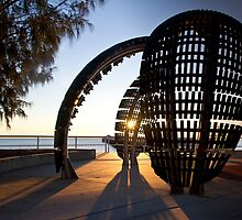 Shorncliffe Sunrise by gamaree L