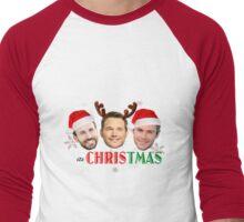 Its CHRIStmas (Marvel only) Men's Baseball ¾ T-Shirt