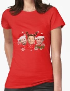 Its CHRIStmas (Marvel only) Womens Fitted T-Shirt
