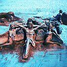 Sand Sculpture by Forfarlass