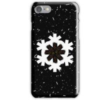 Snowflake. iPhone Case/Skin