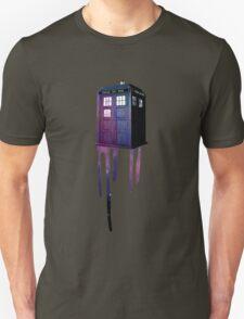 Bleeding Tardis T-Shirt