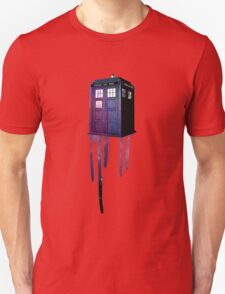 Bleeding Tardis T-Shirt