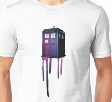 Bleeding Tardis Unisex T-Shirt