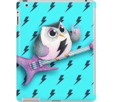Owl ROCK iPad Case/Skin