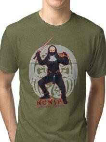 NUNJA! Tri-blend T-Shirt