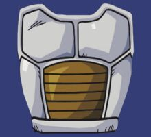 Dragonball Z - Vageta Chestplate by YouKnowThatGuy