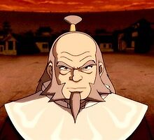Uncle Iroh - Avatar The Last Airbender by Real-Entity