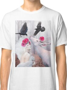 ~ The White Deer ~ Classic T-Shirt